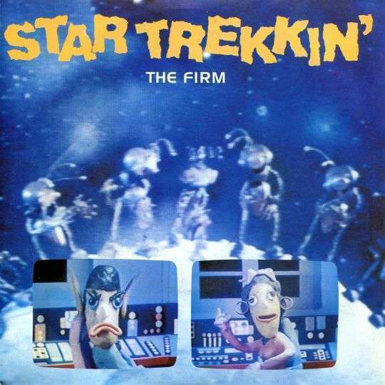 Coverafbeelding The Firm - Star Trekkin'