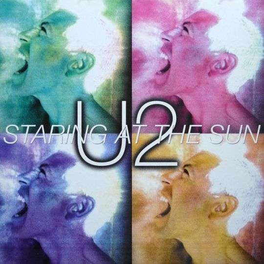Coverafbeelding Staring At The Sun - U2