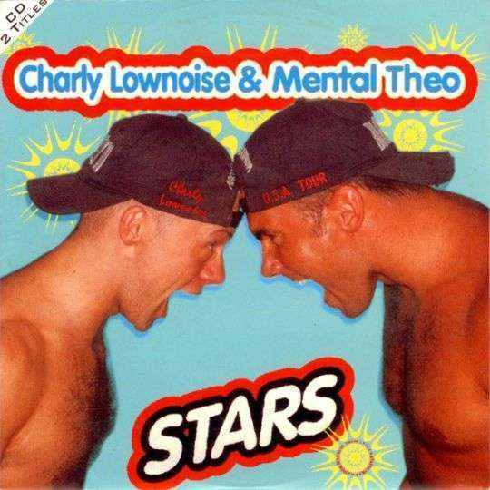 Coverafbeelding Stars - Charly Lownoise & Mental Theo