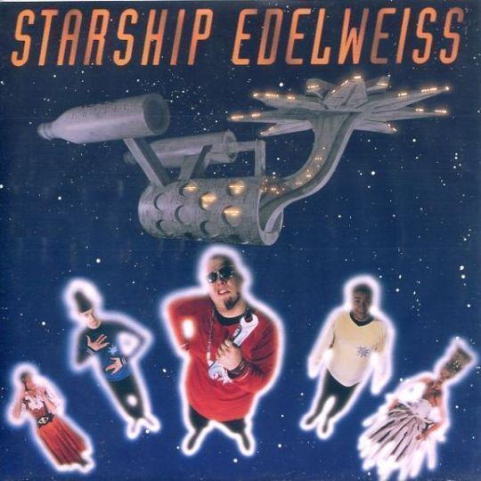 Coverafbeelding Starship Edelweiss - Edelweiss