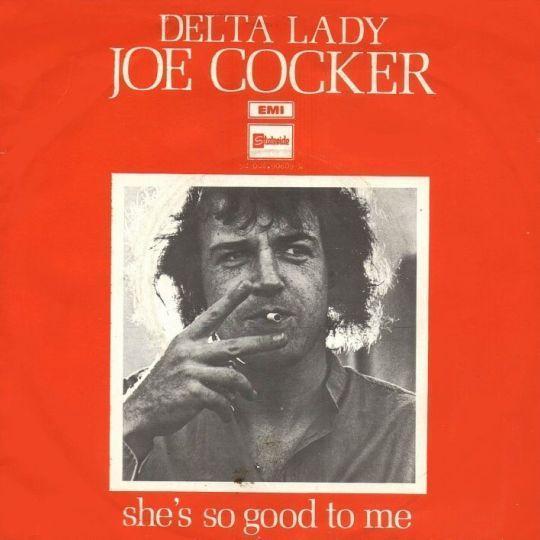 Coverafbeelding Joe Cocker - Delta Lady
