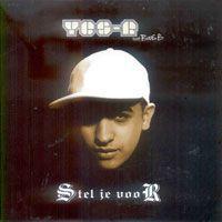 Coverafbeelding Yes-R feat. Baas B - Stel Je Voor