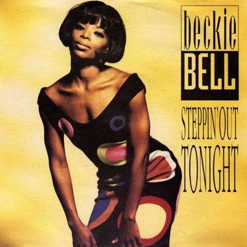Coverafbeelding Steppin' Out Tonight - Beckie Bell