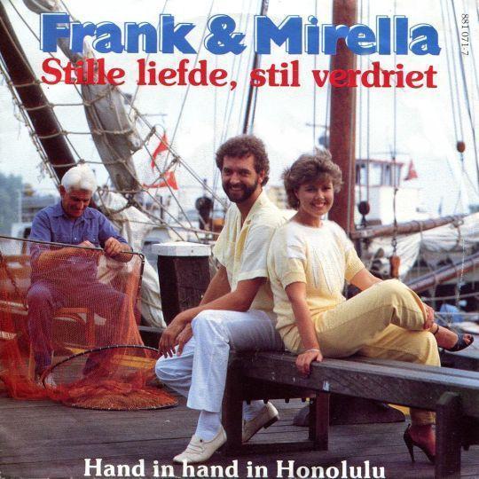 Coverafbeelding Stille Liefde, Stil Verdriet - Frank & Mirella