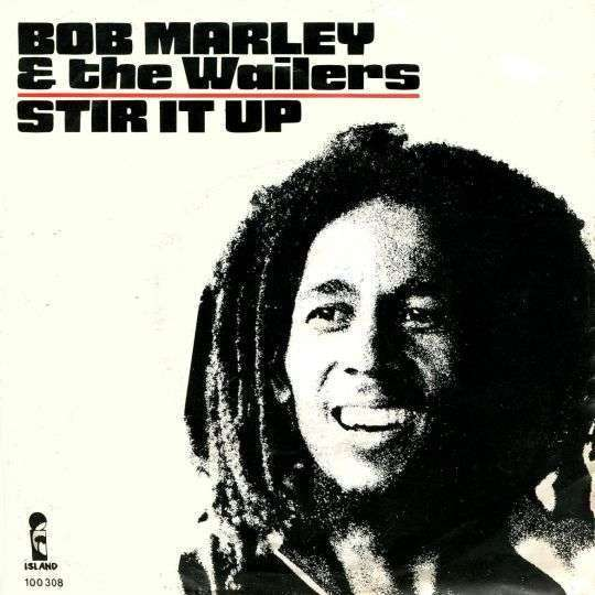 Coverafbeelding Bob Marley & The Wailers - Stir It Up