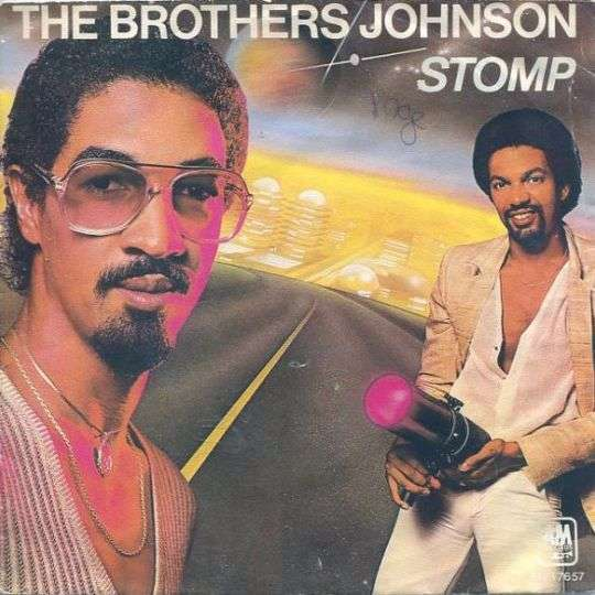 Coverafbeelding The Brothers Johnson - Stomp