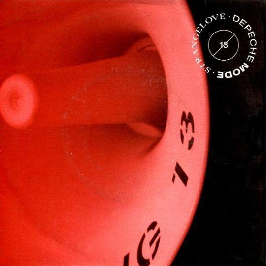 Coverafbeelding Strangelove - Depeche Mode