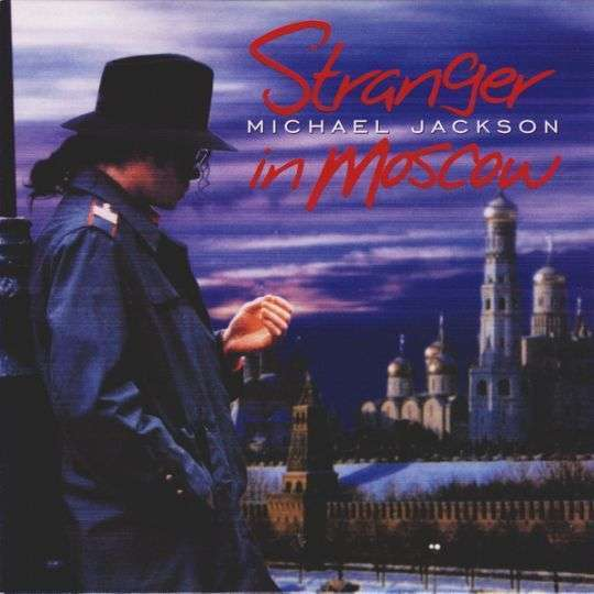 Coverafbeelding Stranger In Moscow - Michael Jackson