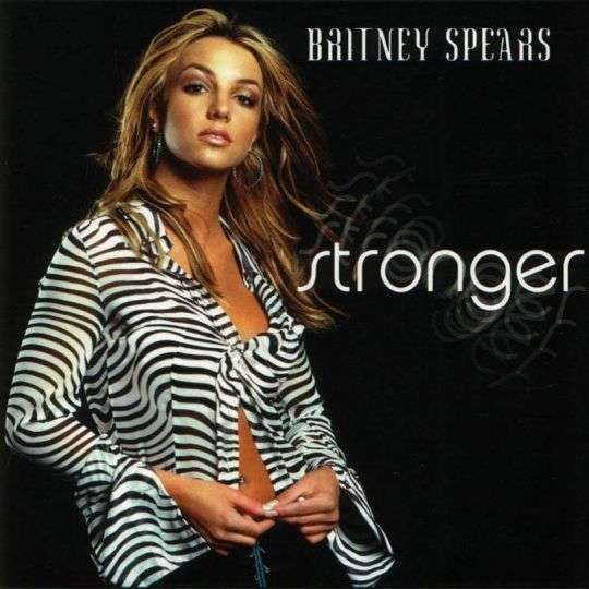 Coverafbeelding Stronger - Britney Spears