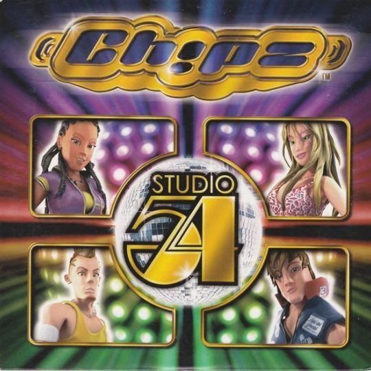 Coverafbeelding Studio 54 - Ch!pz