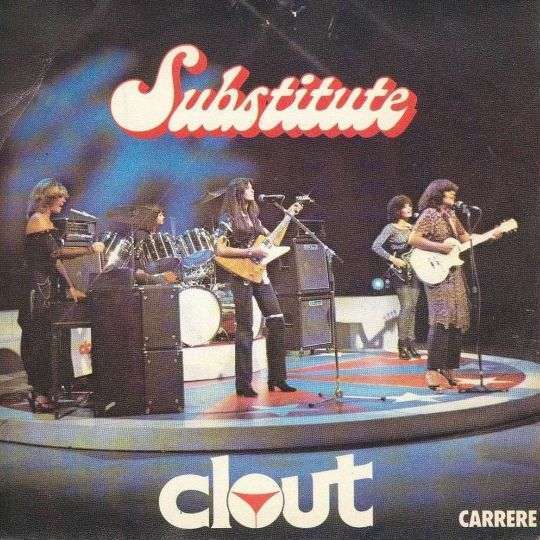 Coverafbeelding Substitute - Clout