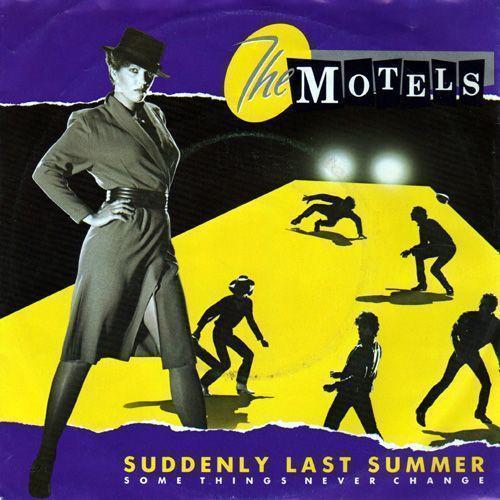 Coverafbeelding Suddenly Last Summer - The Motels