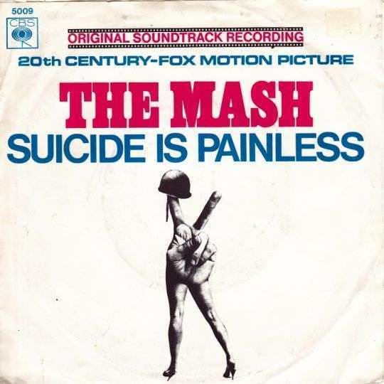 Coverafbeelding The Mash ((USA)) - Suicide Is Painless