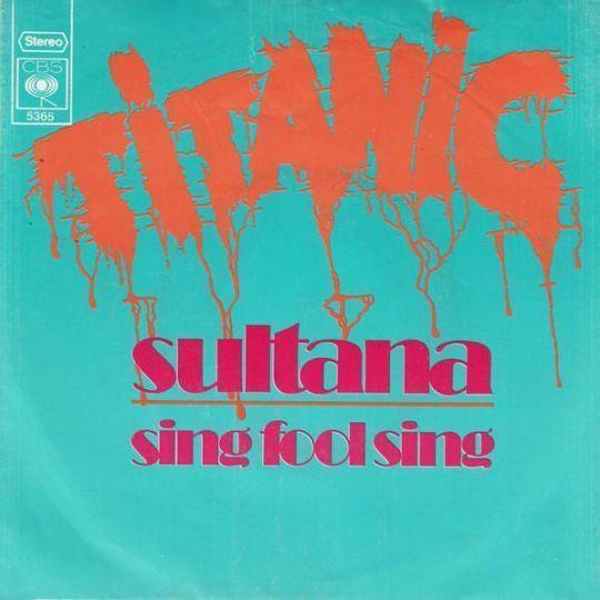 Coverafbeelding Titanic - Sultana