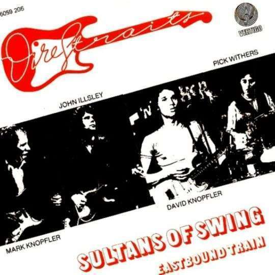 Coverafbeelding Sultans Of Swing - Dire Straits