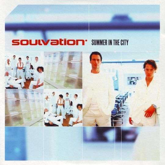 Coverafbeelding Summer In The City - Soulvation