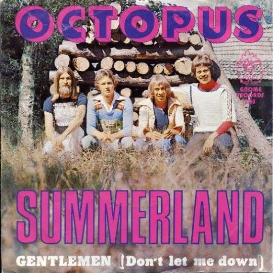 Coverafbeelding Summerland - Octopus