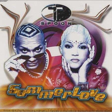 Coverafbeelding Summerlove - T-spoon