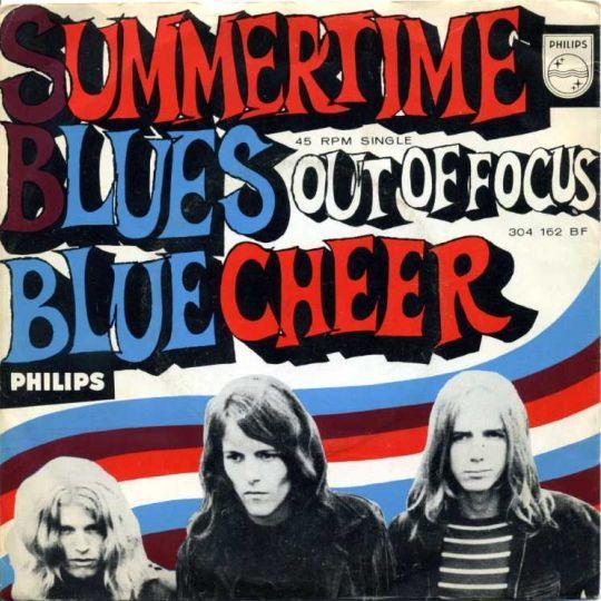 Coverafbeelding Blue Cheer - Summertime Blues