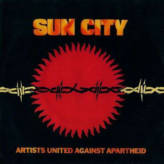 Coverafbeelding Artists United Against Apartheid - Sun City