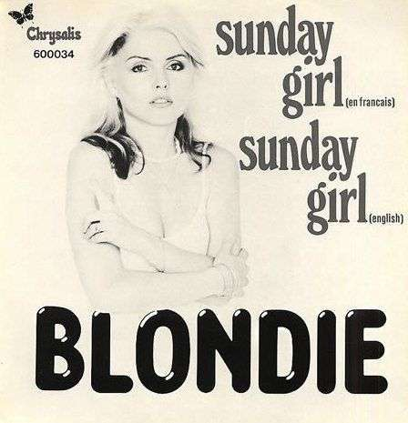 Coverafbeelding Sunday Girl - Blondie