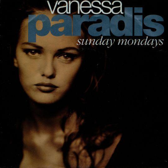 Coverafbeelding Sunday Mondays - Vanessa Paradis