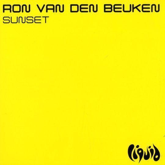 Coverafbeelding Sunset - Ron Van Den Beuken
