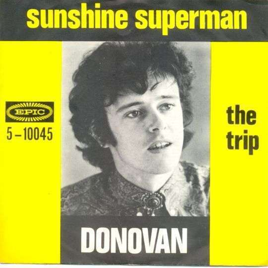 Coverafbeelding Sunshine Superman - Donovan