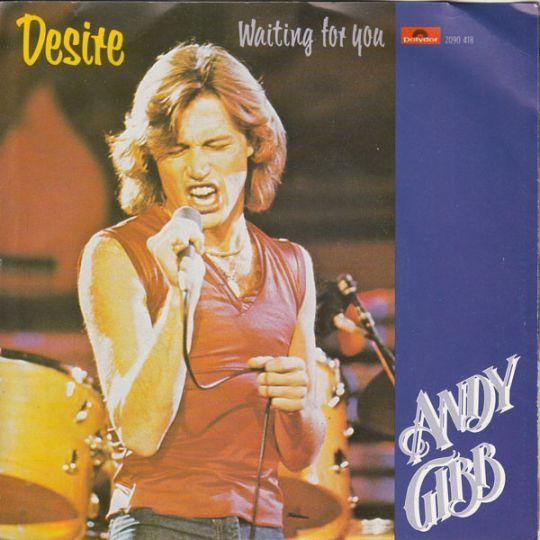 Coverafbeelding Desire - Andy Gibb