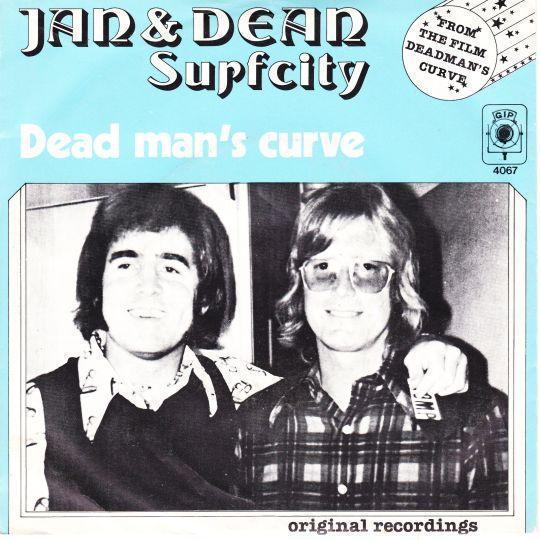 Coverafbeelding Jan & Dean - Surf City/ Deadman's Curve