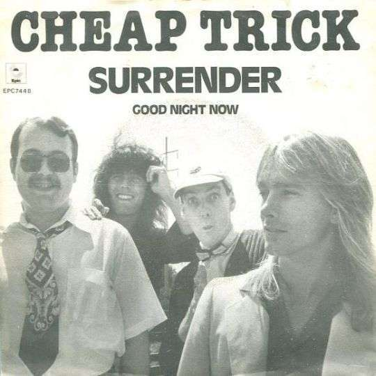 Coverafbeelding Surrender - Cheap Trick