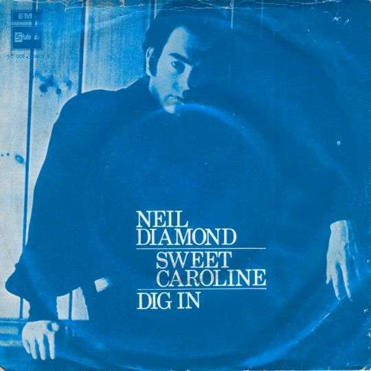 Coverafbeelding Sweet Caroline - Neil Diamond