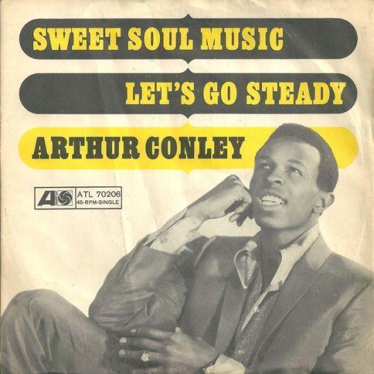 Coverafbeelding Sweet Soul Music - Arthur Conley
