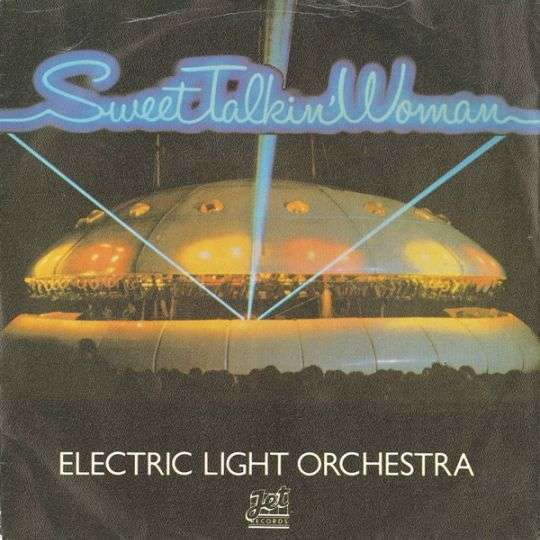 Coverafbeelding Sweet Talkin' Woman - Electric Light Orchestra