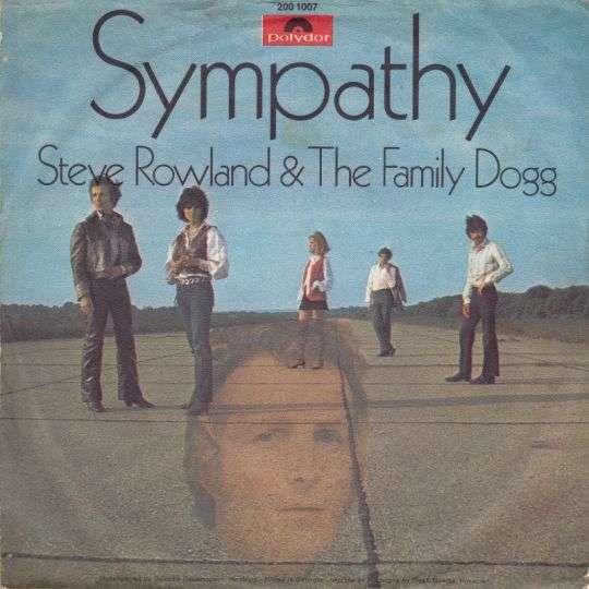 Coverafbeelding Sympathy - Steve Rowland & The Family Dogg
