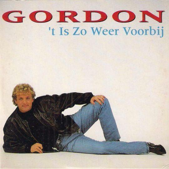 Coverafbeelding Gordon - 't Is Zo Weer Voorbij