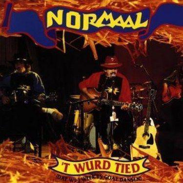 Coverafbeelding 't Wurd Tied (Dat Wi-J Weer Es Goat Dansen) - Normaal