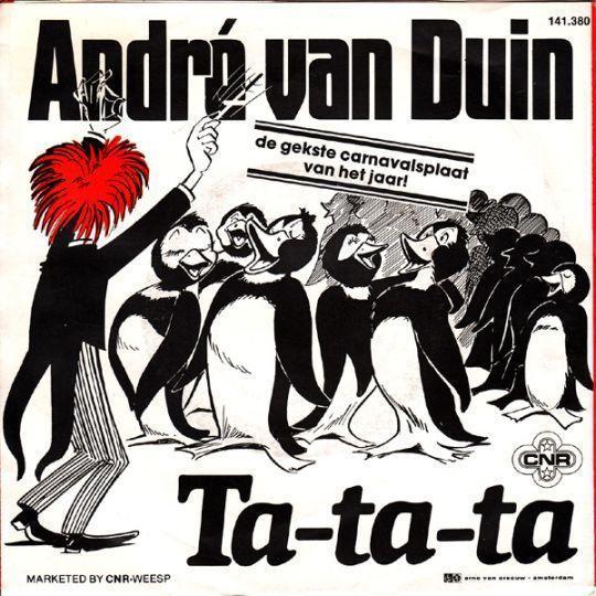 Coverafbeelding Ta-ta-ta/ Ik Wil Met Jou Wel Dansen Maar M'n Voeten Doen Zo Zeer - André Van Duin