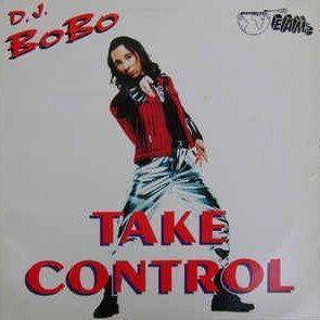 Coverafbeelding Take Control - D.j. Bobo