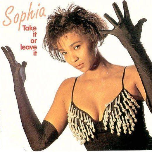 Coverafbeelding Take It Or Leave It - Sophia ((1992))