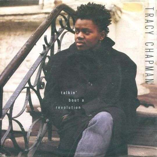 Coverafbeelding Talkin' 'bout A Revolution - Tracy Chapman