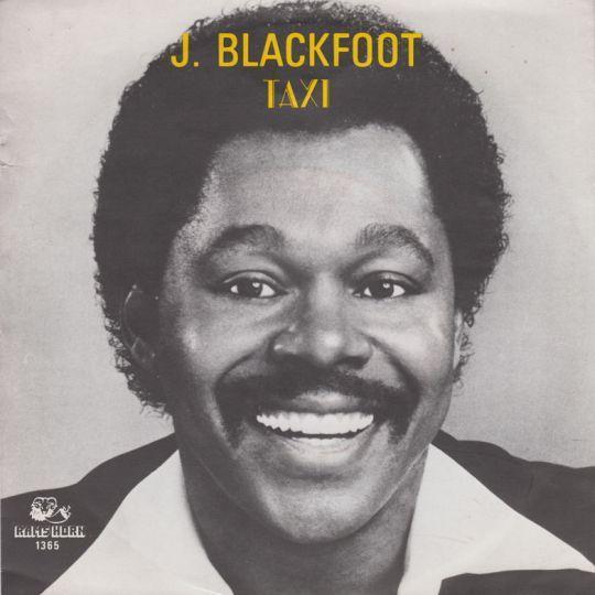 Coverafbeelding J. Blackfoot - Taxi