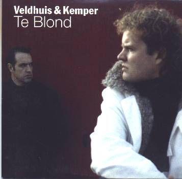 Coverafbeelding Te Blond - Veldhuis & Kemper