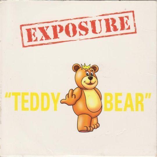 Coverafbeelding Teddy Bear - Exposure