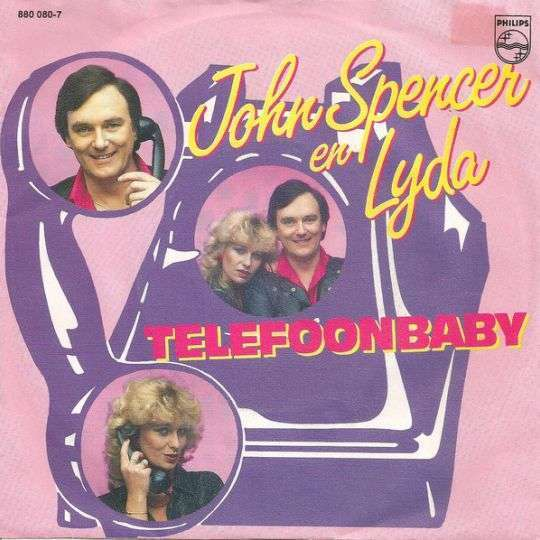 Coverafbeelding Telefoonbaby - John Spencer En Lyda