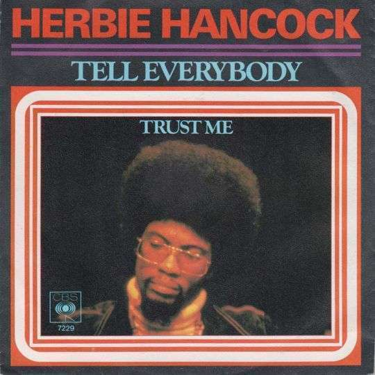 Coverafbeelding Tell Everybody - Herbie Hancock