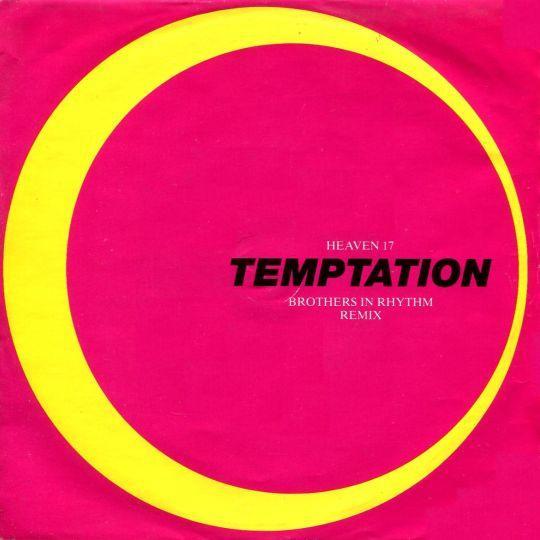 Coverafbeelding Temptation - Brothers In Rhythm Remix - Heaven 17