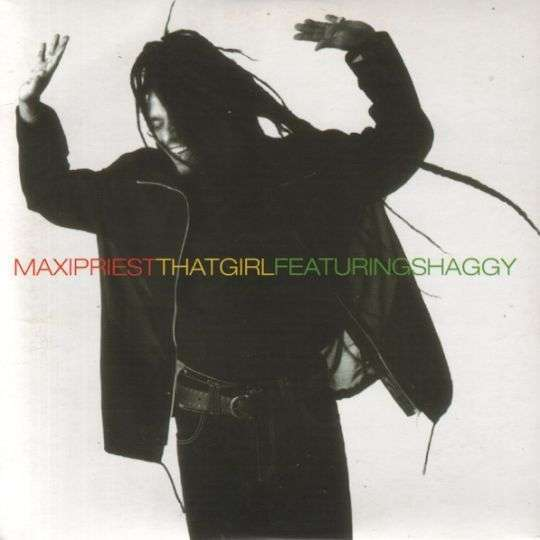 Coverafbeelding Maxi Priest featuring Shaggy - That Girl