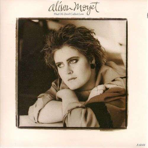 Coverafbeelding Alison Moyet - That Ole Devil Called Love
