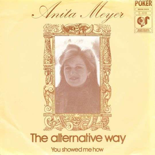 Coverafbeelding Anita Meyer - The Alternative Way